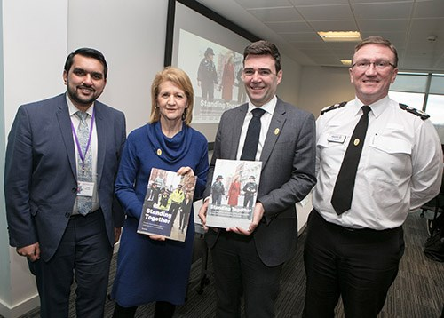 Launch of Police and Crime Plan