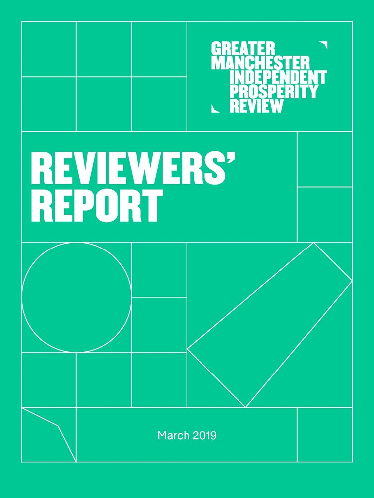 Reviewers' Report - front cover