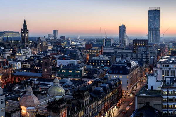 Greater Manchester Leaders set out plans to support reopening tourism, leisure, hospitality sectors
